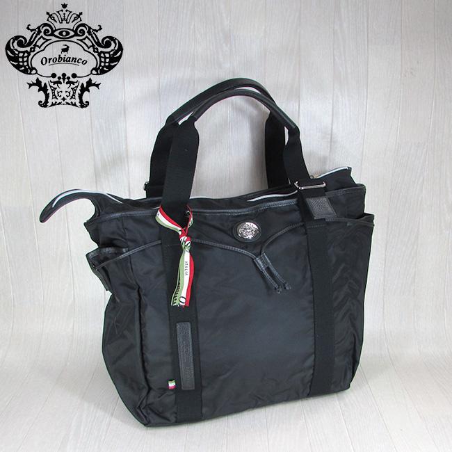 オロビアンコ Orobianco トートバッグ ブリーフケース ビジネスバッグ メンズ バッグ ARINNA-C01/99/ブラック