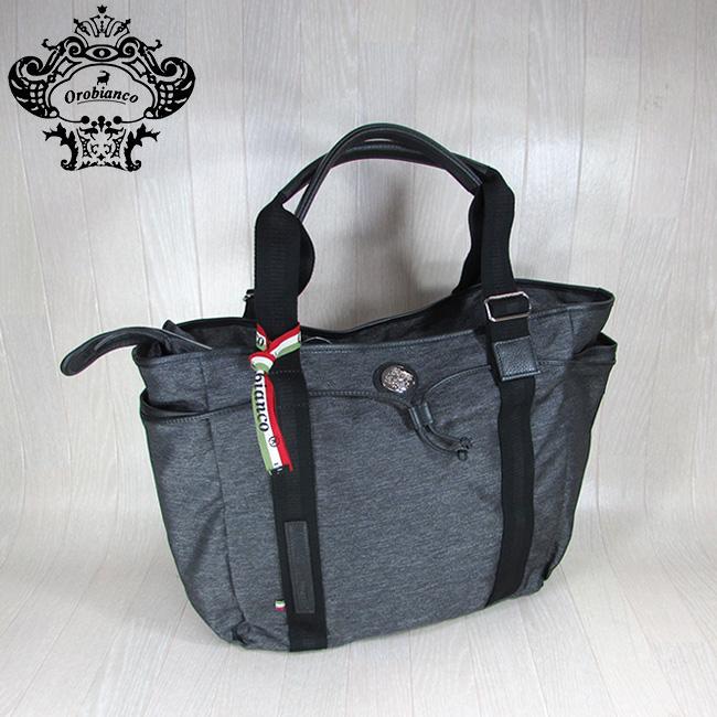 オロビアンコ Orobianco トートバッグ ブリーフケース ビジネスバッグ メンズ バッグ ARINNA-C01/14/ジーンズブラック