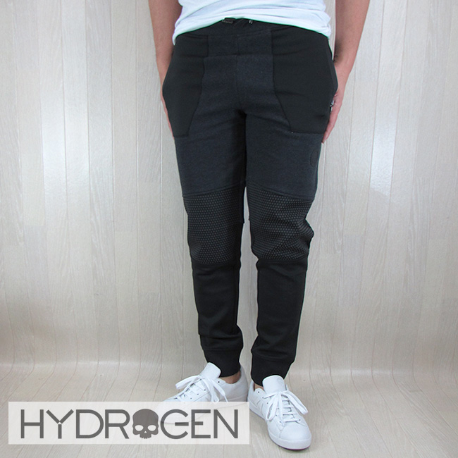 ハイドロゲン HYDROGEN メンズ パンツ ジャージ スウェットパンツ スエット 225604/163/グレー サイズ:S~XL, 龍香堂:e6791a68 --- maff.jp