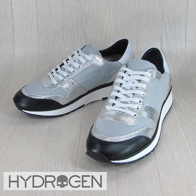 ハイドロゲン HYDROGEN スニーカー ローカット シューズ 靴 メンズ 223708/416/シルバー サイズ:41~44