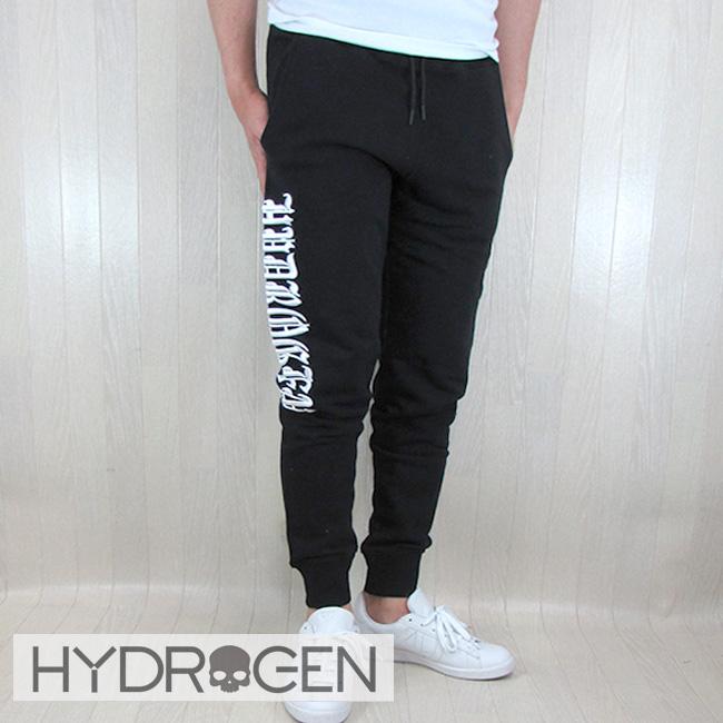 ハイドロゲン HYDROGEN スウェット パンツ メンズ スエット ボトムス 220622 / 007 ブラック サイズ:S~XL