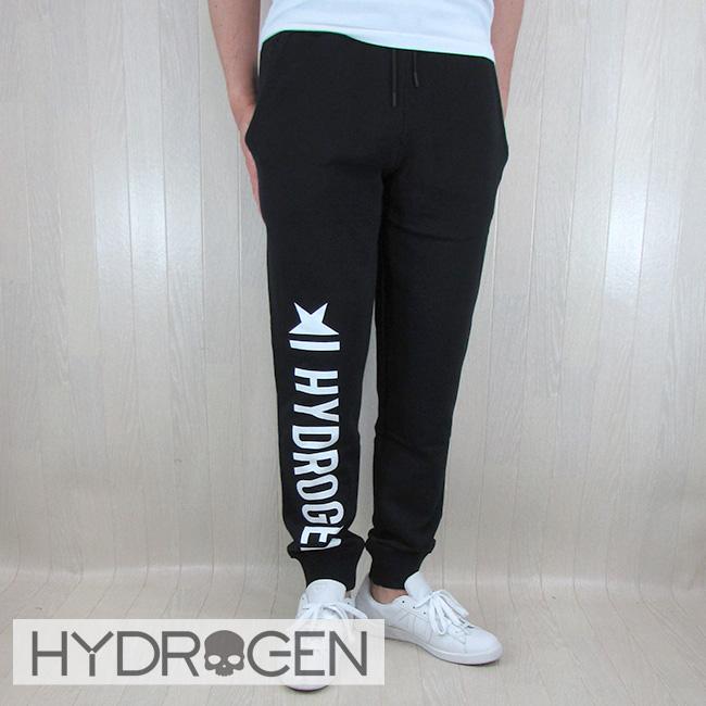 ハイドロゲン HYDROGEN スウェット パンツ メンズ スエット ボトムス 220604 / 007 ブラック サイズ:S~XXL