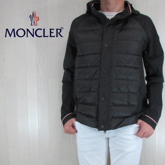 モンクレール MONCLER メンズ ダウンジャケット ダウン ライトダウン GARDON/4186085 53279/999/ブラック サイズ:3