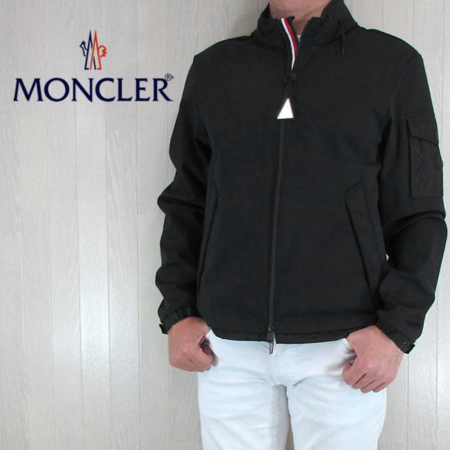 モンクレール MONCLER メンズ ジャケット ブルゾン ジップアップジャケット アウター VENTOUX/4100485 539AX/999/ブラック 黒 サイズ:1~6