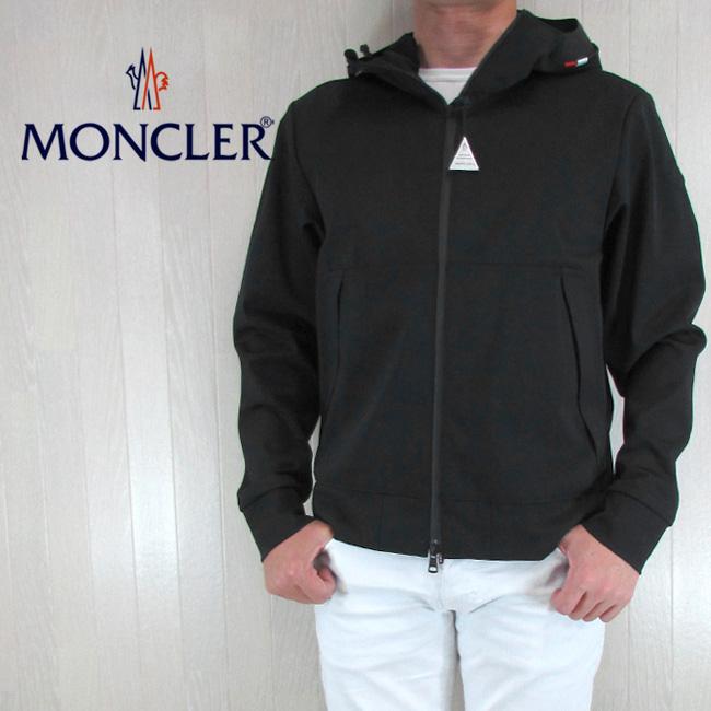 モンクレール MONCLER メンズ ジャケット ブルゾン ジップアップジャケット アウター GORDE/4002985 539AX/999/ブラック サイズ:1~4