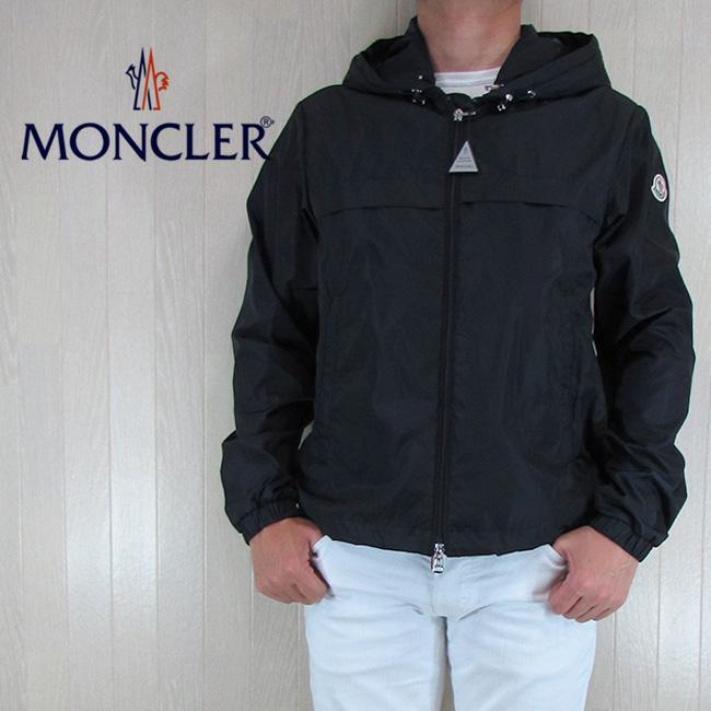 モンクレール MONCLER メンズ ジャケット ブルゾン ジップアップジャケット アウター GRADIGNAN/4163005 54155/743/ネイビー サイズ:1~4