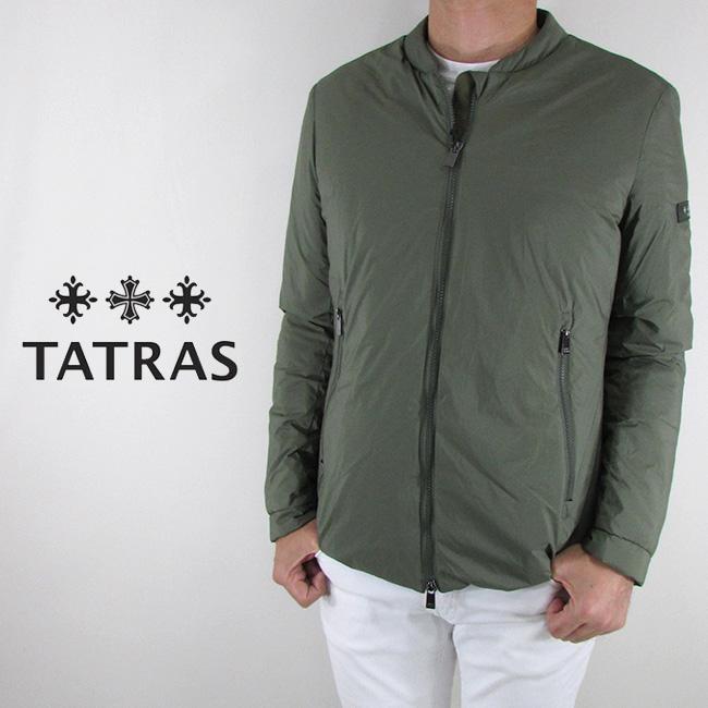 タトラス TATRAS メンズ ジャケット アウター ブルゾン MTK19A4139 / KHAKI / カーキ サイズ:1~4