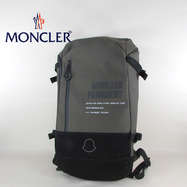 モンクレール ジーニアス MONCLER GENIUS メンズ バッグ リュックサック 鞄 0060000 01A2R / 833 / カーキ