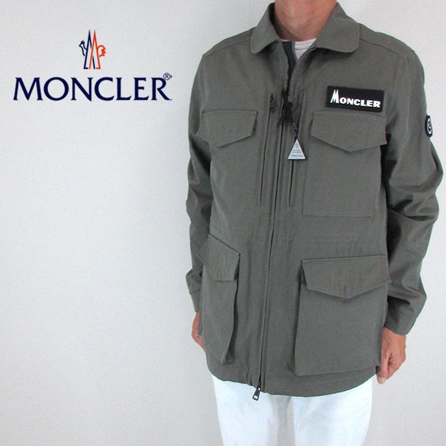 モンクレール ジーニアス MONCLER GENIUS メンズ ダウンジャケット ダウン アウター ライナー付き 4170100 549XW / 828 / カーキ サイズ:1/2