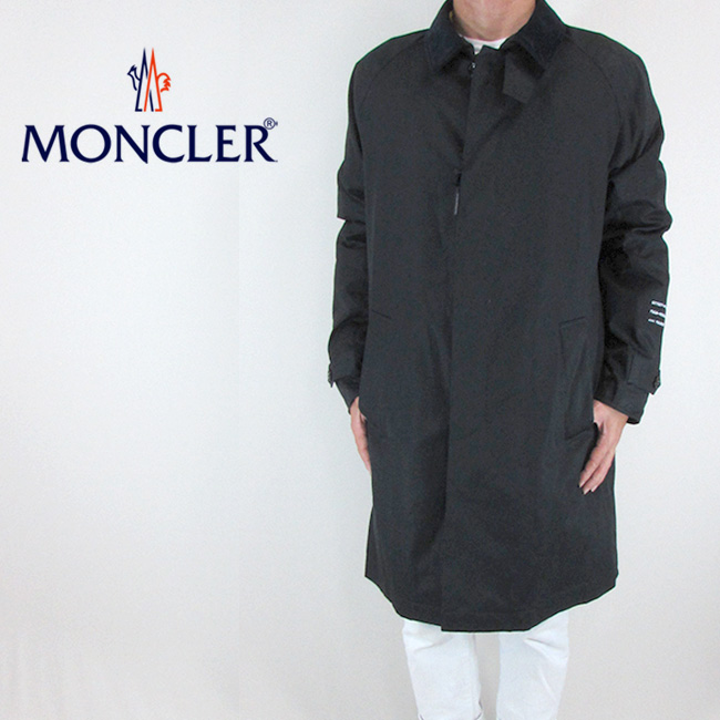 モンクレール ジーニアス MONCLER GENIUS メンズ ダウンコート ジャケット アウター 4230250 549X5 / 999 / ブラック サイズ:1/2