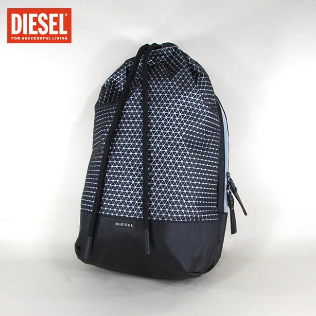 ディーゼル DIESEL メンズ バッグ リュック ユニセックス 鞄 15インチ ノートPC 収納可能 X04598 P1256 / H1145 / ブラック