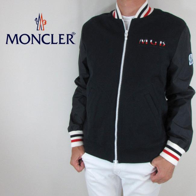 モンクレール ガムブルー MONCLER GAMME BLEU メンズ ジャケット ジャンパー ブルゾン アウター 8410950 80374 / 779 / ネイビー サイズ:S~L