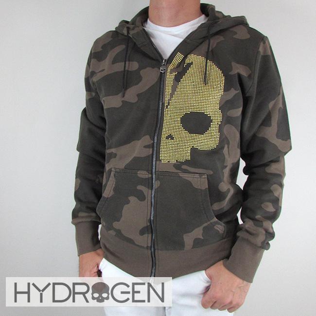 ハイドロゲン HYDROGEN パーカーパーカー ジップアップ パーカー スウェット メンズ 230116 / 060 / カモフラ サイズ:S~XXL