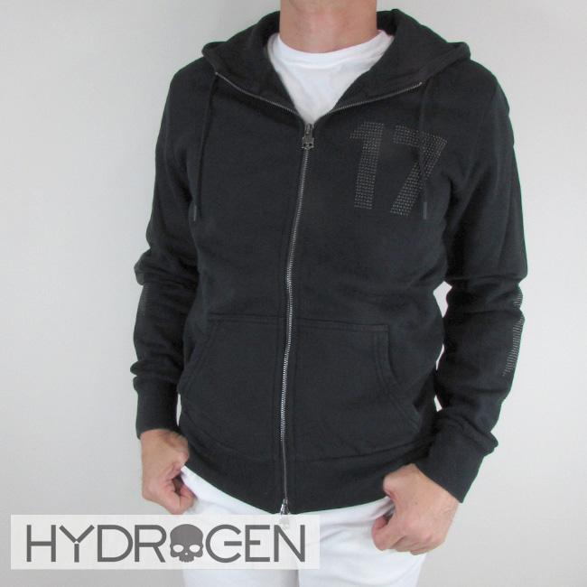 ハイドロゲン HYDROGEN パーカーパーカー ジップアップ パーカー スウェット メンズ 230114 / 007 / ブラック サイズ:S~XL