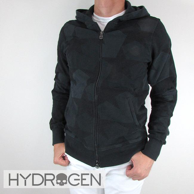 ハイドロゲン HYDROGEN パーカーパーカー ジップアップ パーカー スウェット メンズ 230000 / C09 / ブラック サイズ:S~XL