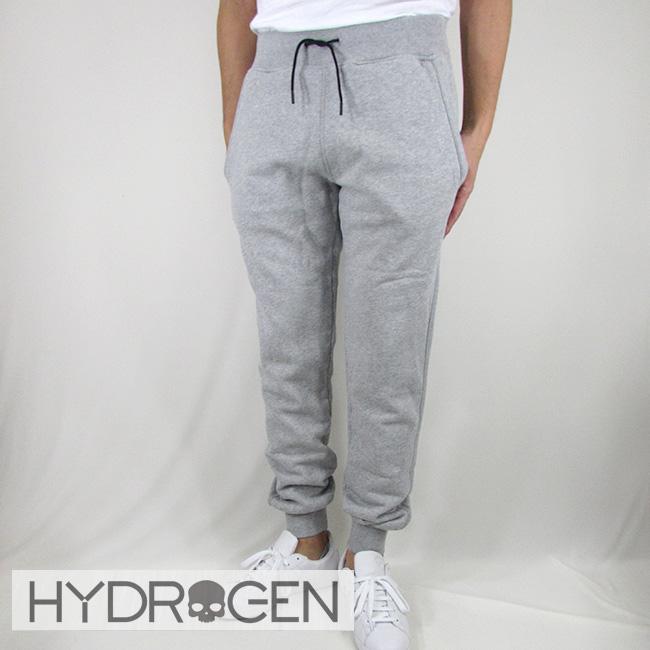 ハイドロゲン HYDROGEN メンズ パンツ スウェットパンツ ボトム リラックスパンツ 230104 / 015 / グレー 灰 サイズ:S~XXL
