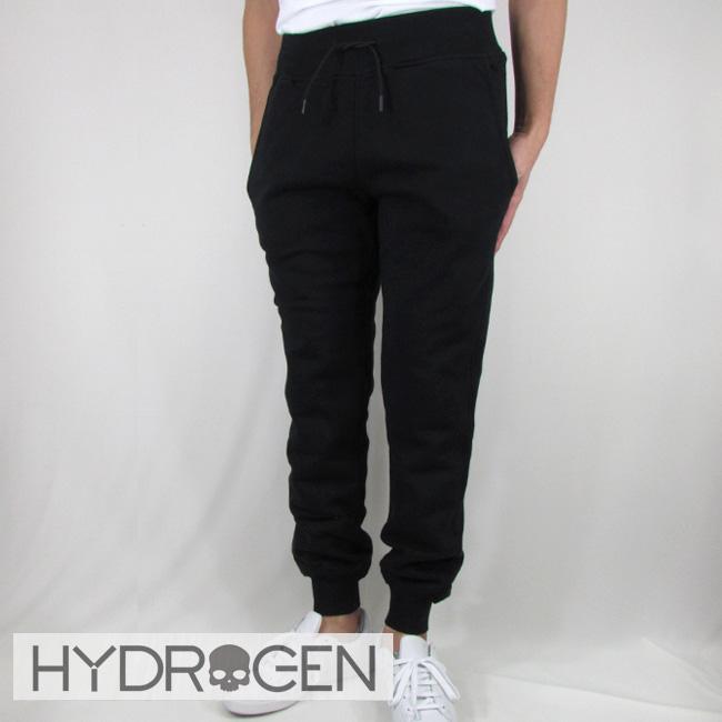 ハイドロゲン HYDROGEN メンズ パンツ スウェットパンツ ボトム リラックスパンツ 230104 / 007 / ブラック 黒 サイズ:S~XXL