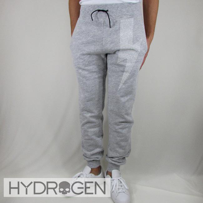 ハイドロゲン HYDROGEN メンズ パンツ スウェットパンツ ボトム リラックスパンツ 230121 / 015 / グレー サイズ:S~XL