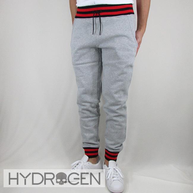 ハイドロゲン HYDROGEN メンズ パンツ スウェットパンツ ボトム リラックスパンツ 230646 / 015 / グレー サイズ:S~XXL