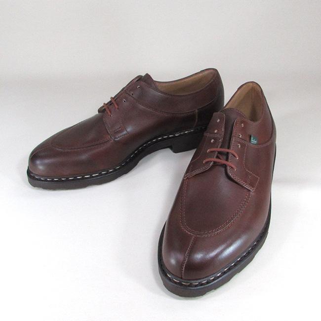 パラブーツ Paraboot メンズ レザーシューズ ビジネス 靴 AVIGNON 705111 / 705111 / MARRON サイズ:5.5~10