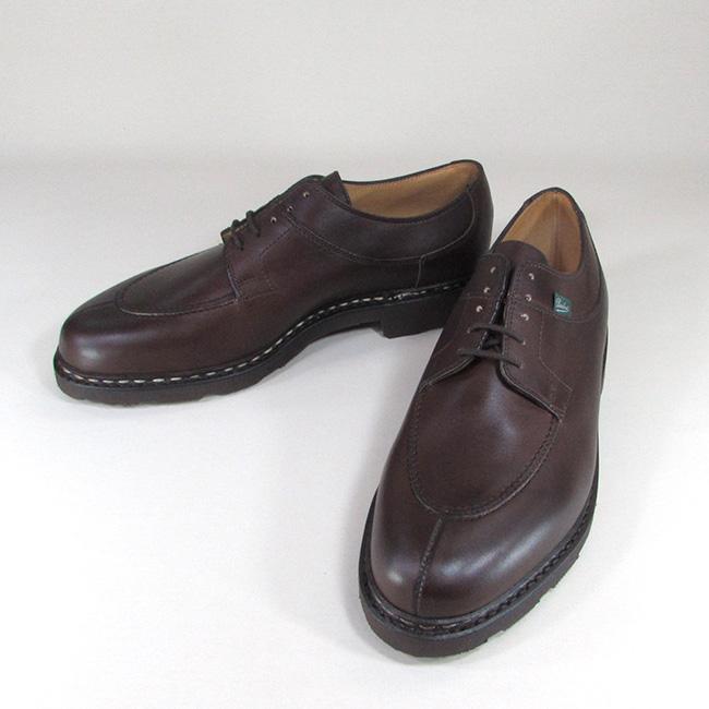 パラブーツ Paraboot メンズ レザーシューズ ビジネス 靴 AVIGNON 705112 / 705112 / CAFE サイズ:5.5~10