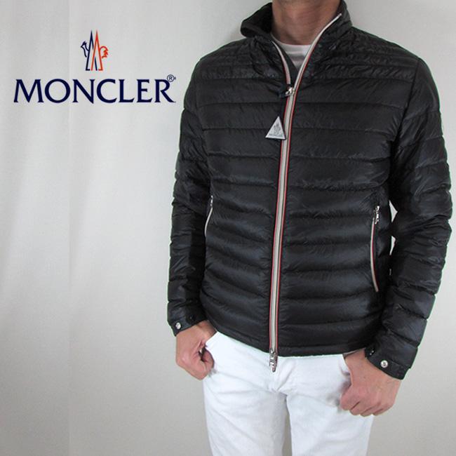 モンクレール MONCLER メンズ ダウンジャケット ダウン ライトダウン 4132999 53279 / 999 / ブラック サイズ:1~4