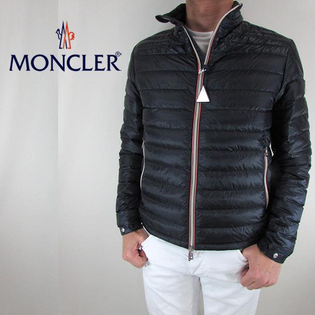 モンクレール MONCLER メンズ ダウンジャケット ダウン ライトダウン 4132999 53279 / 776 / ネイビー サイズ:1~4