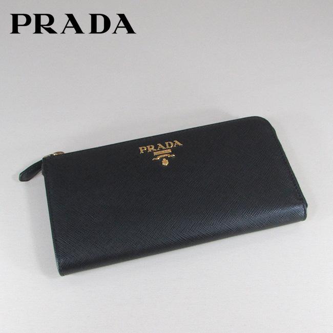 プラダ PRADA レザー カードケース 名刺入れ レディース メンズ 本革1ML030 QWA / F0002 / NERO