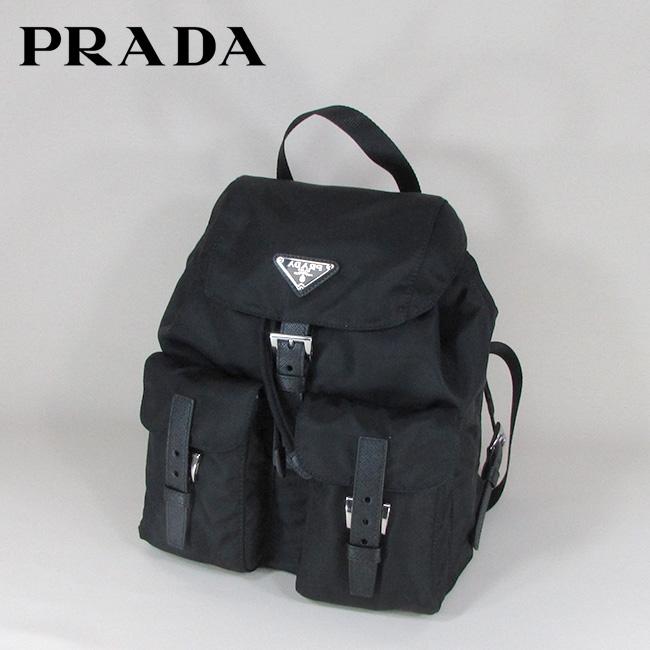 プラダ PRADA リュック リュックサック バックパック デイパック 1BZ667 V44 / F0002 / NERO