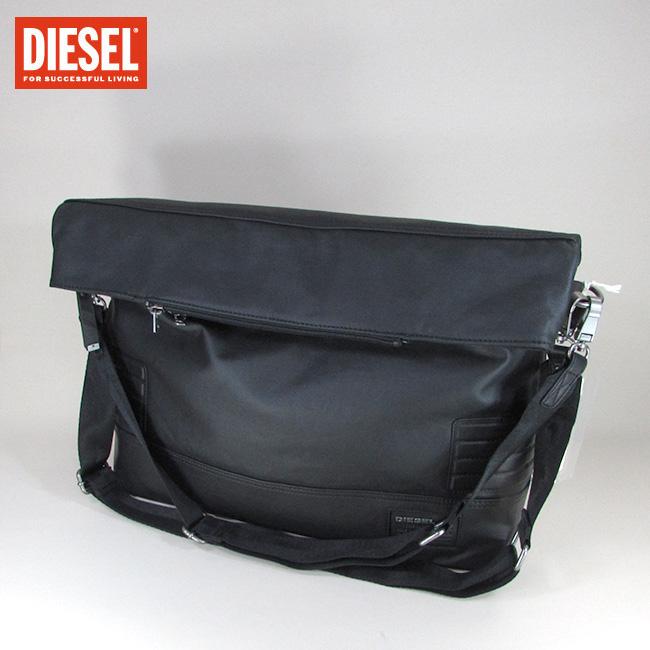 ディーゼル DIESEL バッグ ショルダーバッグ トートバッグ 鞄 XO2678 PS888 / H1669 / ブラック