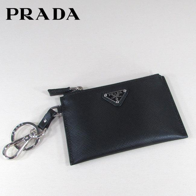 プラダ PRADA コインケース 財布 レザー 小銭入れ 2TT080 2AHF / F0002 / NERO