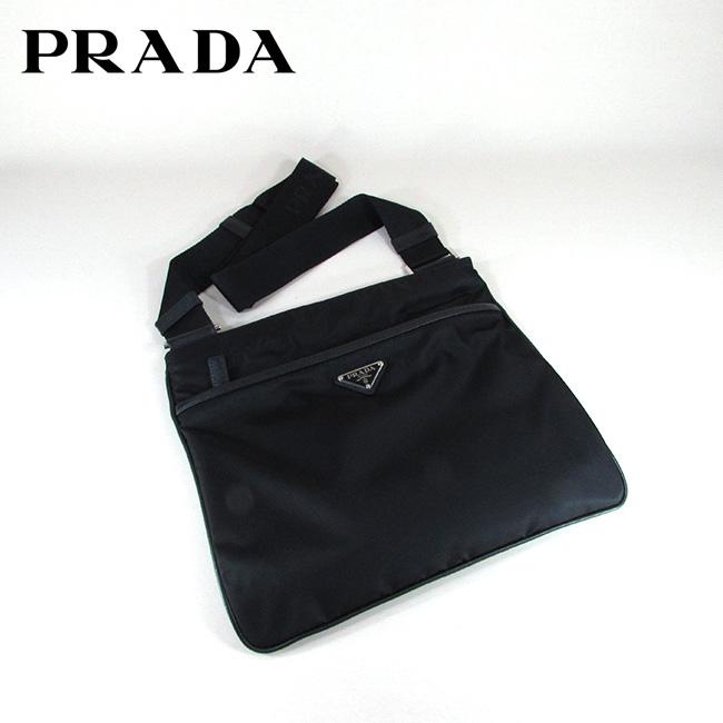 プラダ PRADA バッグ ショルダーバッグ 斜めがけバッグ レディース ナイロン 2VH053 064 / F0002 / NERO