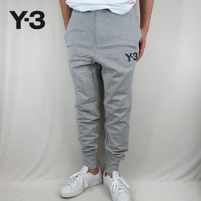 Y-3 ワイスリー YOHJI YAMAMOTO メンズ パンツ スウェットパンツ ストリート DP0578 / MGREYH / グレー サイズ:S~XL