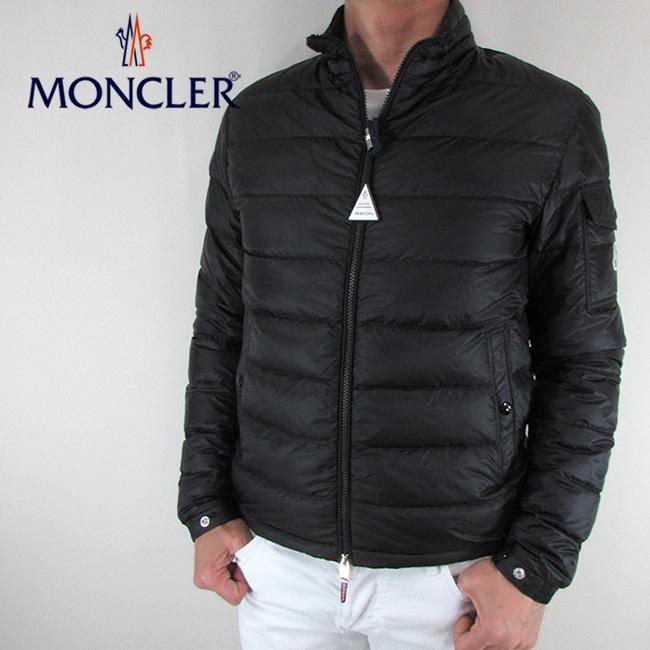 モンクレール MONCLER メンズ ダウンジャケット ダウン ライトダウン 4039399 53279 / 999 / ブラック サイズ:2/3/4