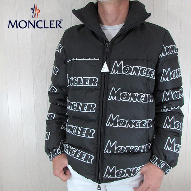 モンクレール MONCLER メンズ ダウンジャケット ダウン ブルゾン アウター 41326 85 539NE / 939 / ブラック 黒 サイズ:2/3/4