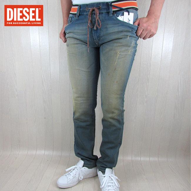 ディーゼル DIESEL メンズ デニム JOGG JEANS ジョグジーンズ パンツ WAYKEE-NE SP 0664X / 01 / ブルー 青 サイズ:28