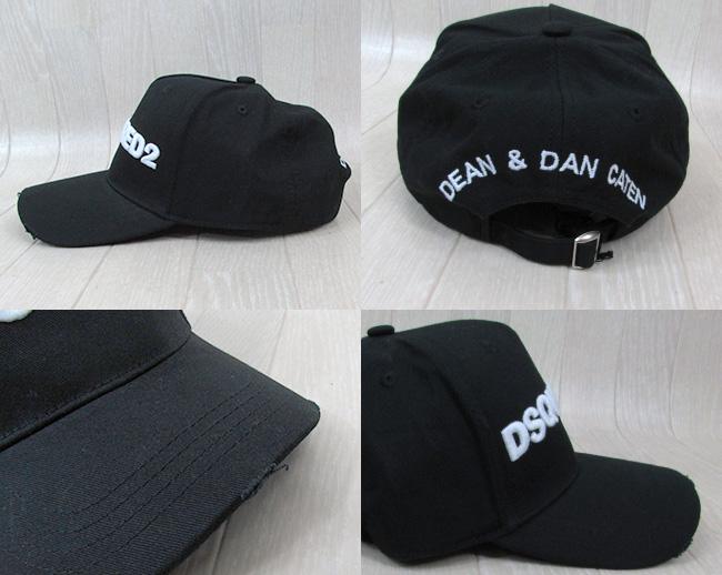 ディースクエアード DSQUARED2 キャップ CAP 帽子 男女兼用 ユニセックス BCM002805M063ブO0mwvnN8