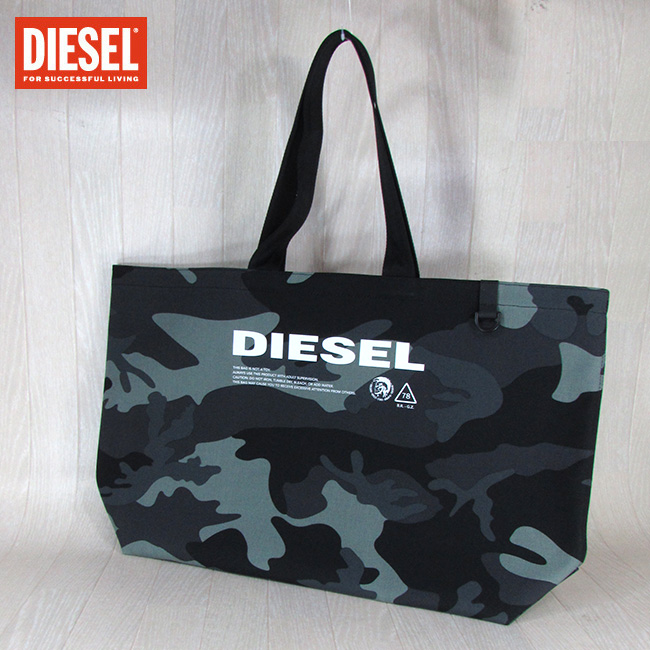 ディーゼル DIESEL バッグ メンズ トートバッグ X05513 PR027 / H5253 / カモフラ