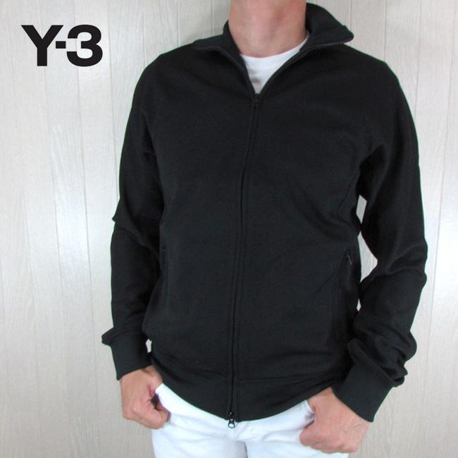 Y-3 ワイスリー YOHJI YAMAMOTO メンズ スウェット トレーナー ジップアップ FJ0347 / ブラック 黒 サイズ:S~XL