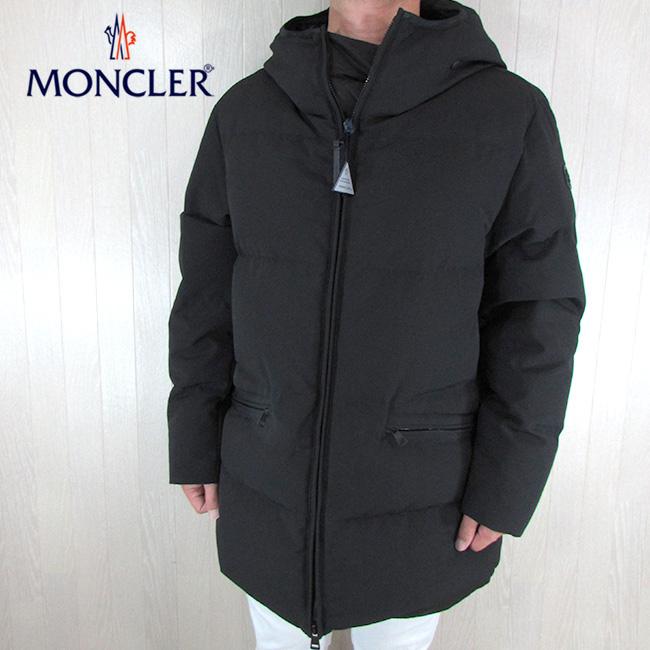 モンクレール MONCLER メンズ ダウンジャケット ダウン アウター 4234385 57843 / 999 / ブラック 黒 サイズ:3~5