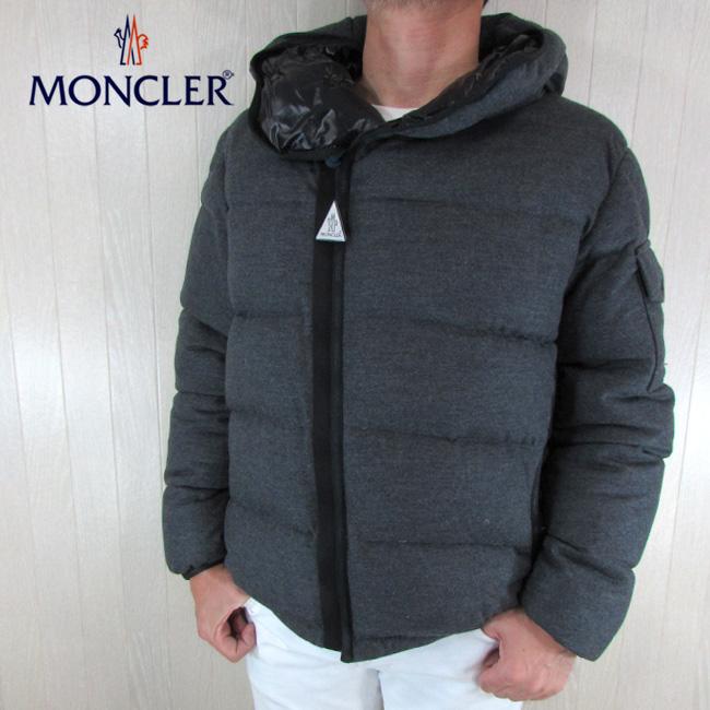 モンクレール MONCLER メンズ ダウンジャケット 4081785 57550 / 925 / グレー 灰 サイズ:2~6