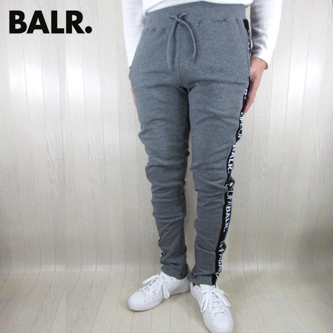 ボーラー BALR. スウェット パンツ メンズ スエット 10426 / Grey / グレー 灰 サイズ:S~XL