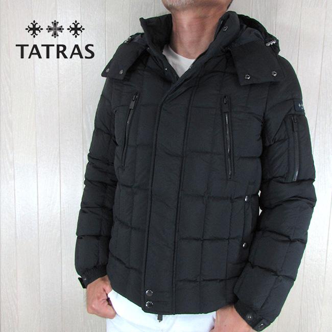 タトラス TATRAS ダウン メンズ ダウンジャケット ブルゾン MTA20A4567 / ネイビー 紺 サイズ:1~5
