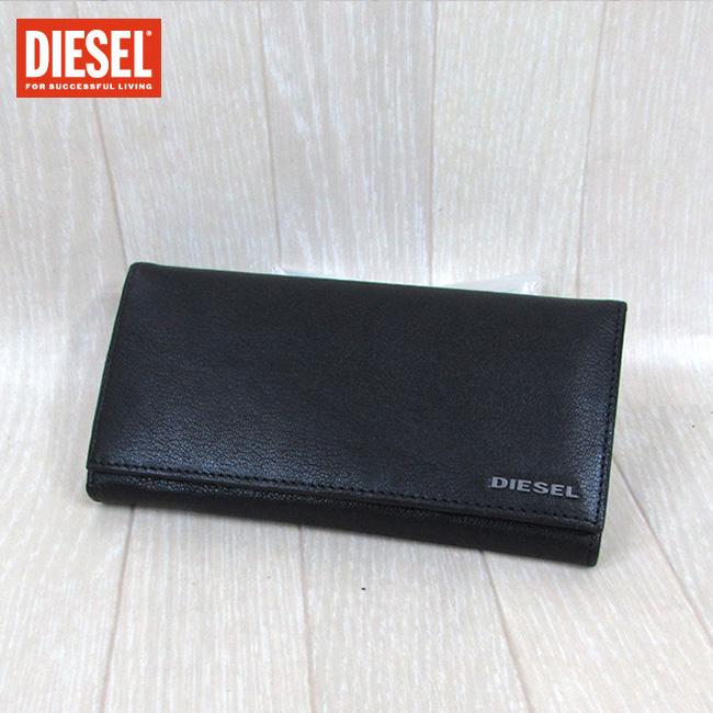 ディーゼル DIESEL 財布 長財布 メンズ 本革 X03928 PR271 / T8013 / ブラック