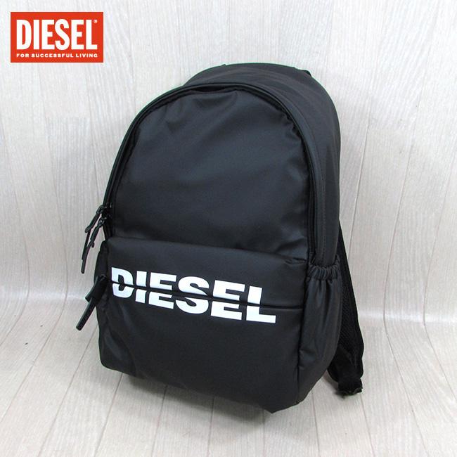 ディーゼル DIESEL リュック バッグ バックパック X06285 P1705 / T8013 / ブラック 黒