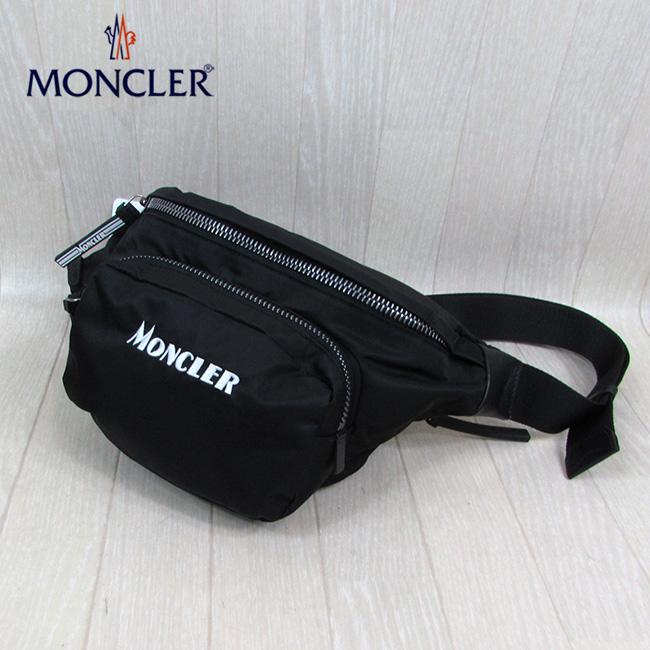 モンクレール MONCLER ボディバッグ ウエストポーチ ベルトバッグ 5M70210 02SB6 / 999 / ブラック 黒