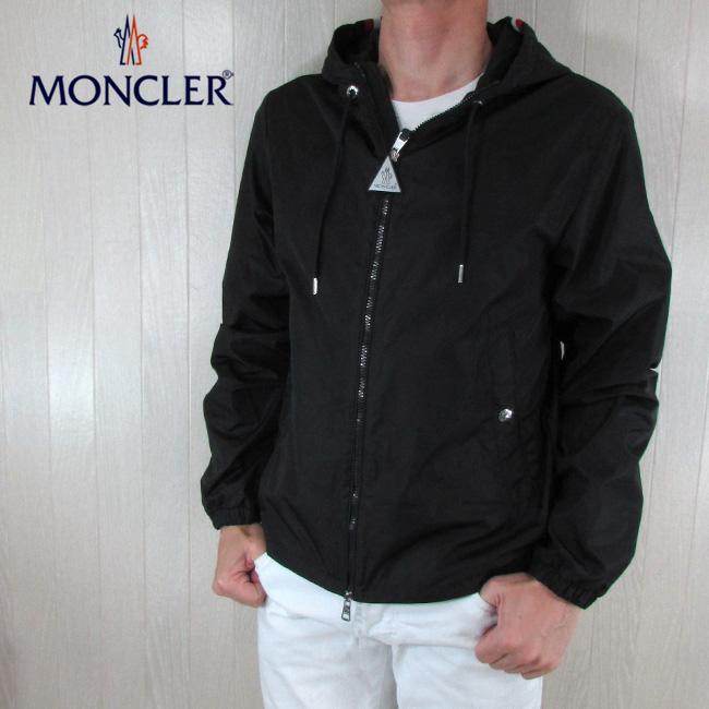 モンクレール MONCLER メンズ ジャケット ジャンパー GRIMPEURS GIUBBOTTO 1A73700 54155 / 999 / ブラック 黒 サイズ:1~5