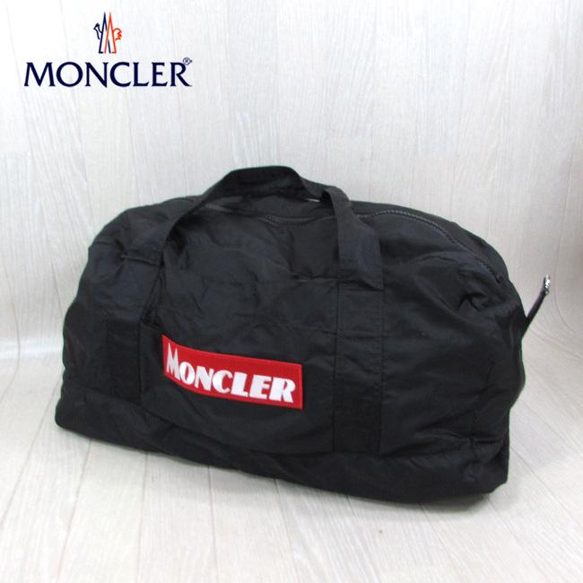 モンクレール MONCLER ボストンバッグ NIVELLE ニベル 4005000 54155 / 999 / ブラック