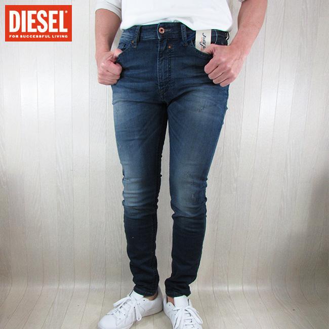 ディーゼル DIESEL ジーンズ デニムパンツ メンズ ボトムス ジョグジーンズ SPENDER-NE 0678L / 01 / ブルー サイズ:28~32