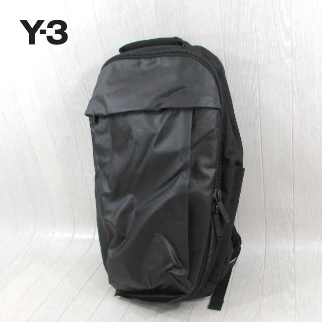 Y-3 ワイスリー Yohji Yamamoto ヨージヤマモト リュック バックパック Y-3 CLASSIC BACKPACK GK3125 / ブラック 黒